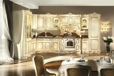 Cucine Stile Barocco by Cucina Cleo Lubiex By Essegi