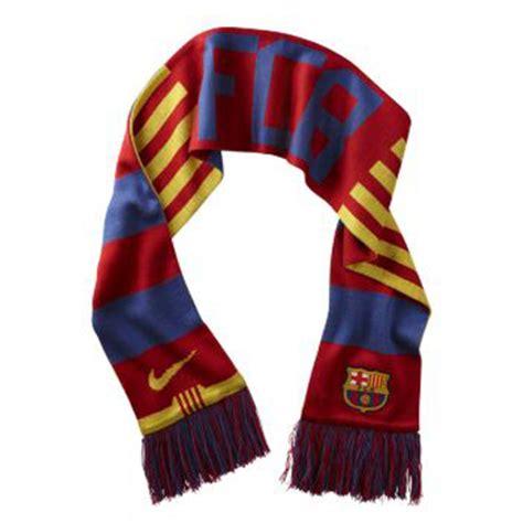 nike barcelona team scarf soccerevolution soccer store