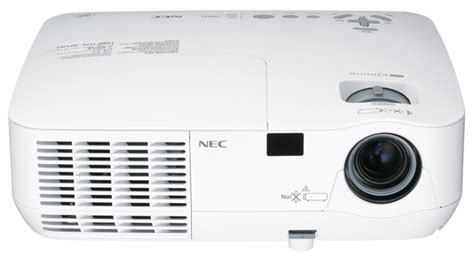 Proyektor Nec Np115 nec ships 3d ready np115 dlp projector