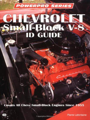 chevrolet small block   id guide motorbooks workshop  virtual parking store books