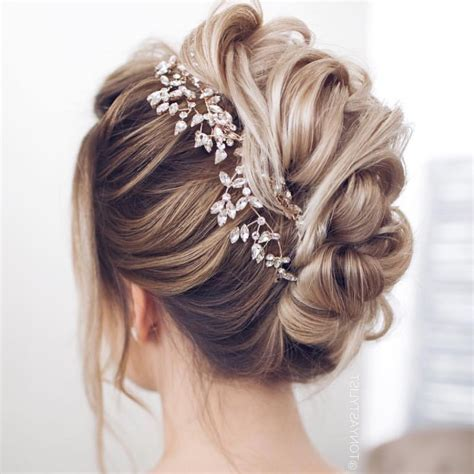 25 Updo Wedding Hairstyles for Long Hair   Best Wedding Style