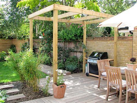 kleine pergola designs tuin inspiratie met 10 tuinen