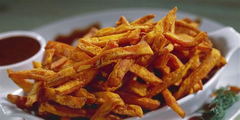 spiced sweet potato fries 1mrecipes