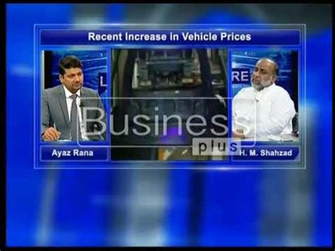 live wire | automobile sector | ayaz rana | 05, march 2018