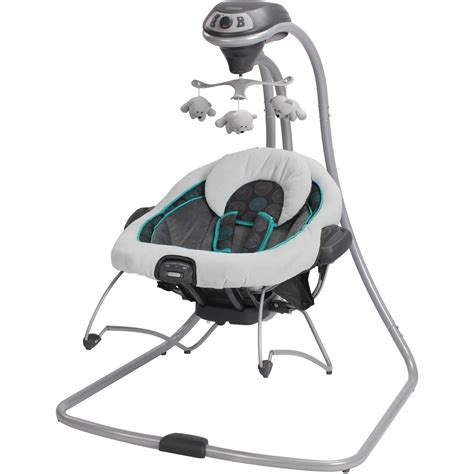 Swing Baby by Graco Duetconnect Swing And Bouncer Bristol Ebay