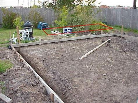 Cheap Shed Foundation by Ulisa Shed Building Forum