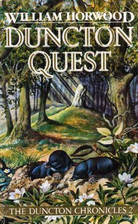spacetime time quest chronicles books duncton quest duncton chronicles 2 by william horwood