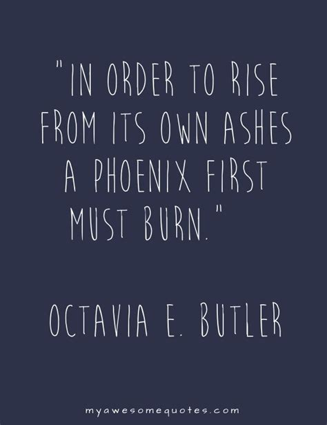 octavia e butler quote about enduring awesome quotes