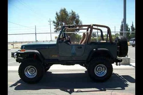 purchase used 1994 jeep wrangler se sport utility 2 door 4