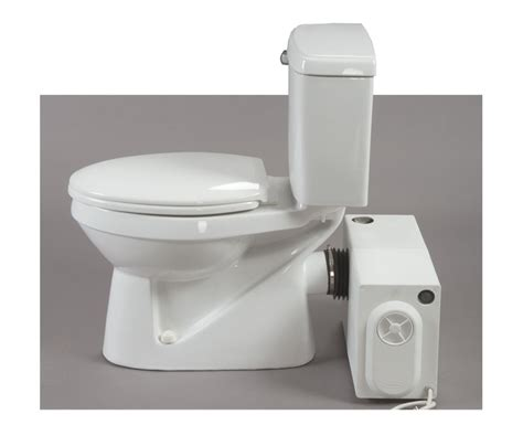 Bathroom Anywhere Thetford Bathroom Anywhere Macerating Elongated Toilet Kit