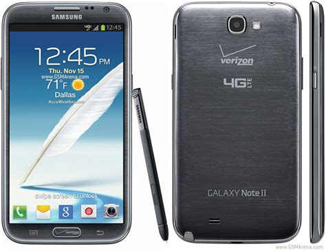 samsung galaxy note ii cdma pictures official