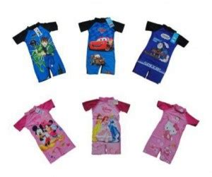Setelan Pakaian Dalam Renang Anak grosir baju renang anak