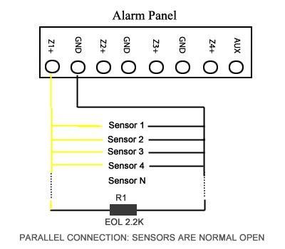 notifier eol resistor how to connect eol resistor 28 images eol resistor wiring diagram resistor circuit diagram