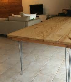 Building Dining Table Crochet In Color Diy Dining Table