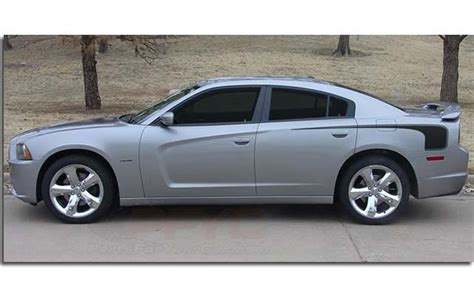 2012 dodge charger kit hockey series stripe kit for 2011 2012 2013 charger pfyc