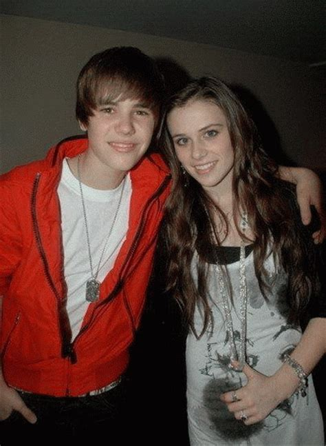 caitlin and will justin bieber and caitlin beadles images justin and