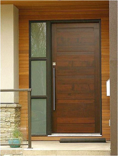 model pintu rumah minimalis home interior design 52 desain model pintu utama rumah minimalis terbaru
