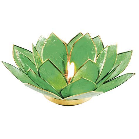 kerzenhalter lotus lotus kerzenhalter smaragdgr 252 n schirner onlineshop