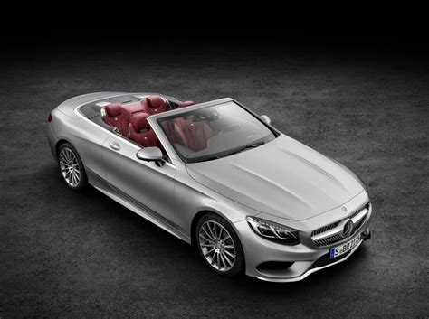 convertible mercedes 2017 2017 mercedes benz s class cabriolet preview