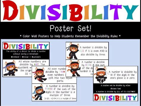 divisible books the merry mathematician s shop teaching resources tes