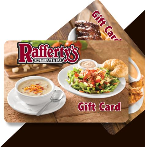 Rafferty S Gift Card Balance - raffertys