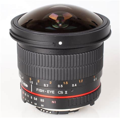Samyang Lens 8mm F 3 5 Fisheye Decachable For Nikon Ae samyang 8mm f 3 5 umc fish eye cs ii lens review