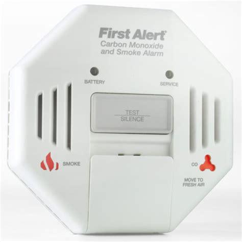 first alert carbon monoxide alarm red light best carbon monoxide detectors first alert smoke and