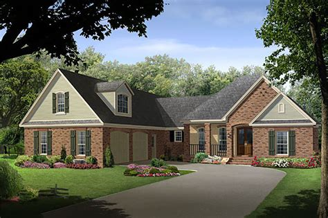how big is 2500 square feet european style house plan 4 beds 3 baths 2500 sq ft plan