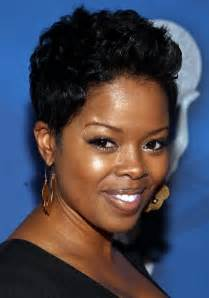 hair cuts black women short hair styles