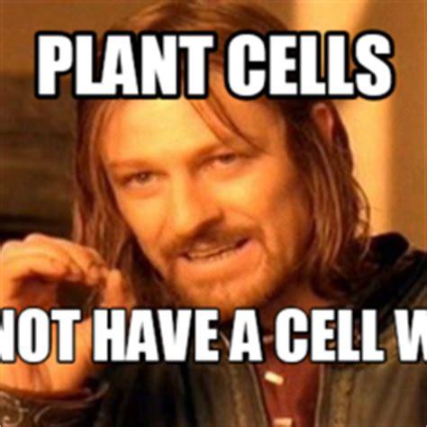 Cell Meme - meme characters memes com