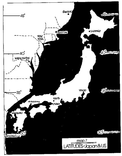 map of the united states and japan map of eastern united states and capitals