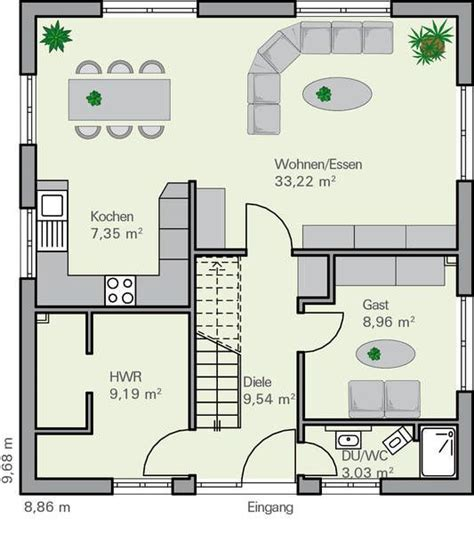 Grundriss Eg Einfamilienhaus by Die Besten 25 Gartenhaus Bauhaus Ideen Auf