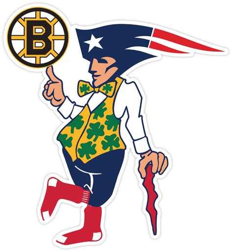boston fan sport flag logo vinyl sticker decal bruins