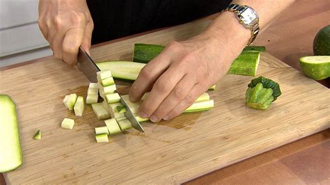 Good Kitchen Design how to chop zucchini like a pro today com