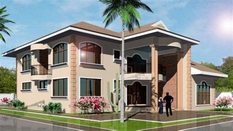 house designs floor plans nigeria ghana house plans africa house plans ghana architects