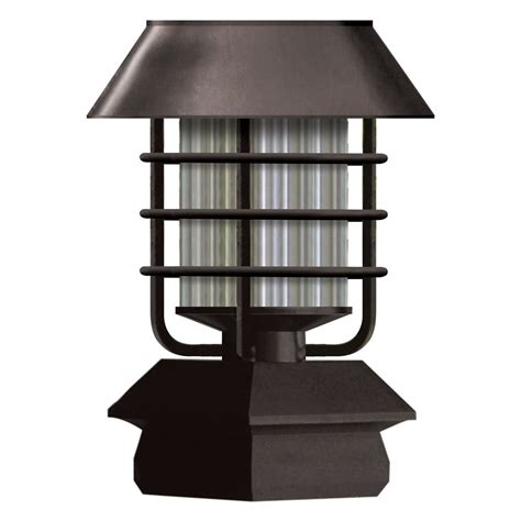 veranda lights veranda veranda solar marine light post cap the home
