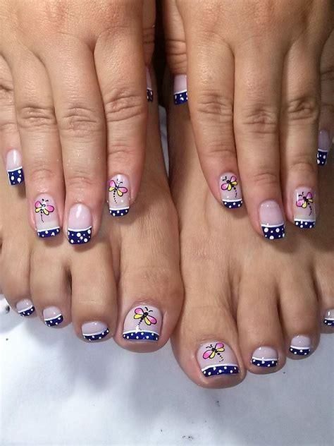 imagenes de uñas pintadas de los pies 2015 decora tus u 209 as de los pies con estilos 2015 esbelleza com