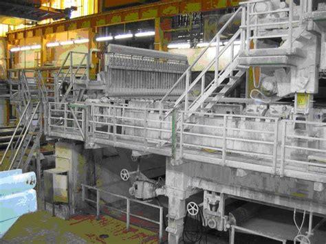Valmet Paper Machine 175 4 45m Wide Valmet Paper Machine P W 84 Rebuilt