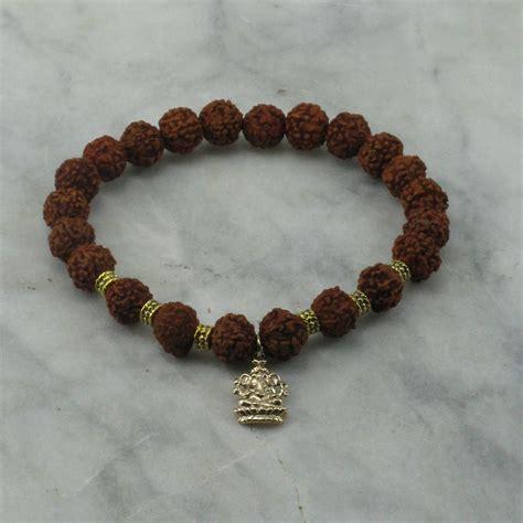 mala bead bracelet ganesha mala 21 mala hindu prayer
