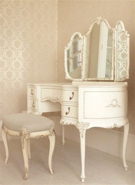 Vanity And Stool Simply Shabby Chic by Best 25 Shabby Chic Vanity Ideas On Vintage
