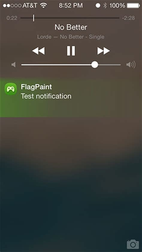 give your iphone an ios 7 makeover with this new theme flagpaint ios 7 give your notifications some much awaited