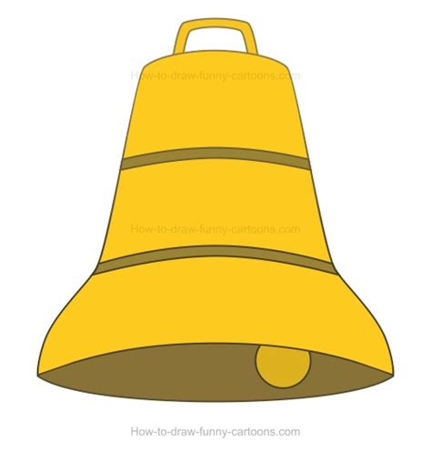 how to bell a how to draw a bell