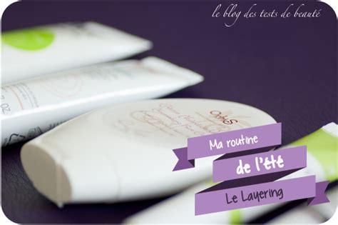 Feuille De Lière by L 233 T 233 Et Ma Routine Quot Soins Quot Le Mille Feuille Les
