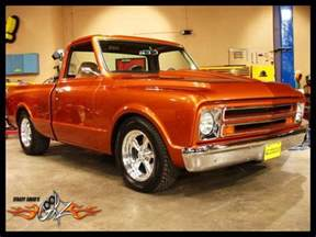 what color is a truck 1967 chevy c 10 quot copperhead quot