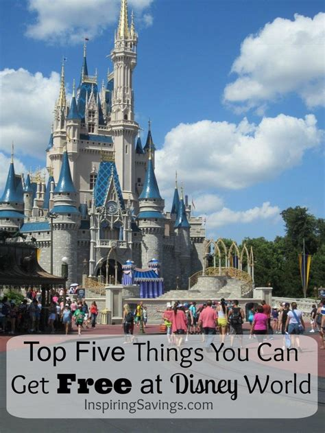 8 Things You Can Get For Free by 61 Best Disney World Free Stuff Images On