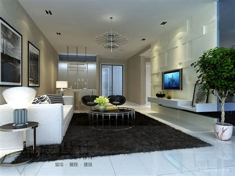 Modern Living Room by Modern Living Rooms From The Far East