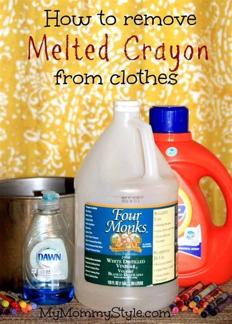 melted crayons how to remove and crayons on pinterest