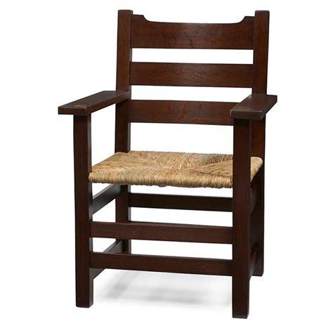 stickley armchair gustav stickley armchair 2616 26 5 quot w x 23 quot d x 39 quot h