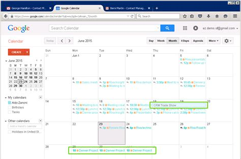 G Calendar Sync How Do You Want Riva On Premise To Sync Your Crm And