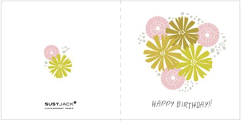 printable birthday card from susy jack | how about orange